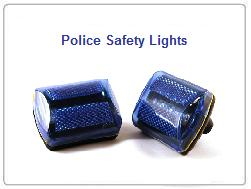 Police light with airwaves docking stud & blue police lights